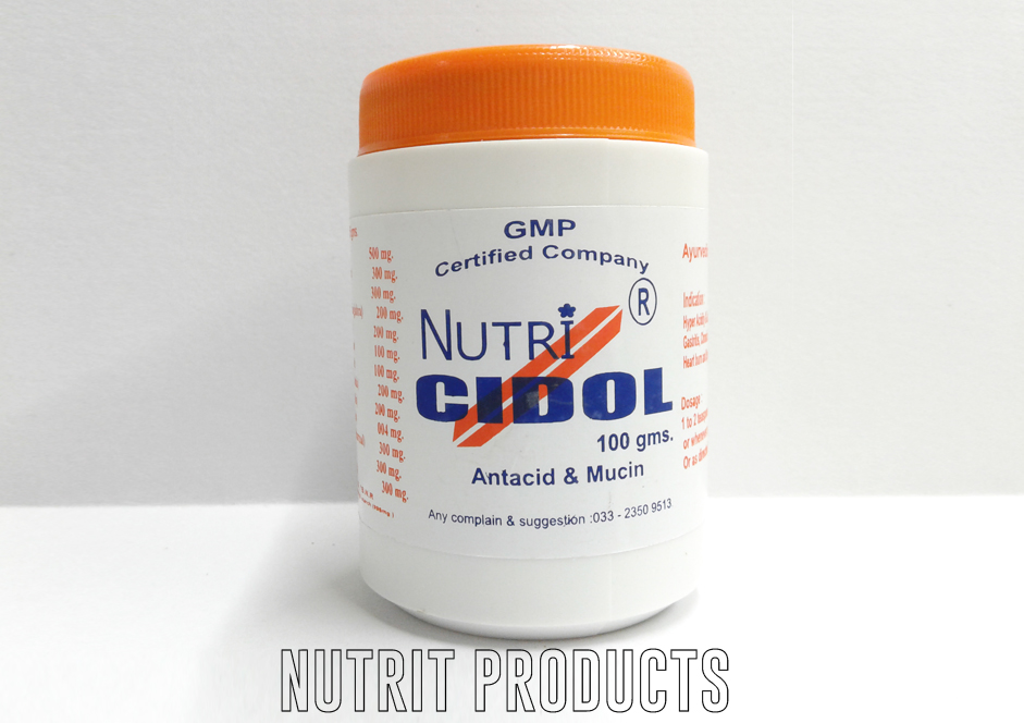 Nutri Cidol Powder